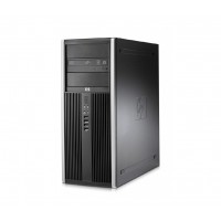 HP Elite 8000 CMT C2D E7500/2GB/250GB/DVD
