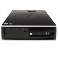 HP Elite 8000 SFF C2D vPro E8400/2GB/250GB/DVD